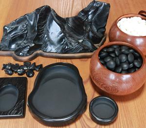 Nachi Black Stones