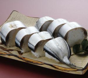 Sanma-sushi