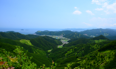 Rules for hiking in the Kii Mountain Range