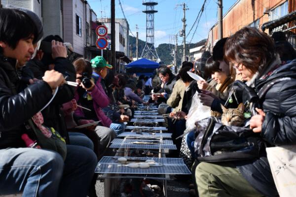 熊野木本秋刀鱼祭
