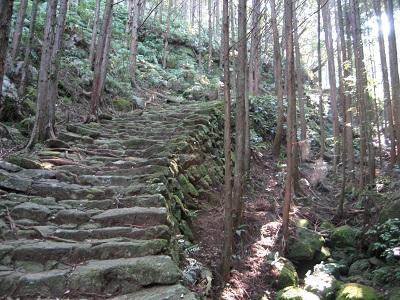Edo Period Stone Path