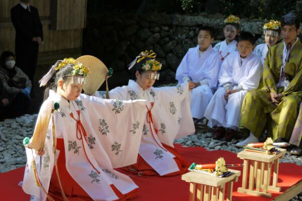 产田神社大祭
