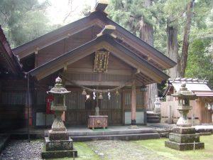 Oma-jinja Shrine