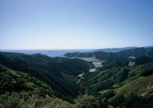 熊野古道 ツヅラト峠(大紀町側登り口)