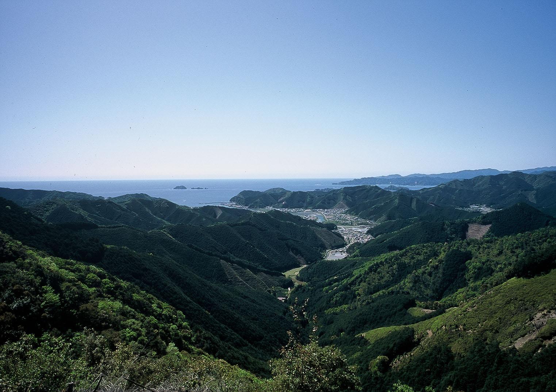 熊野古道 九十九折峠(大纪町侧登入口)