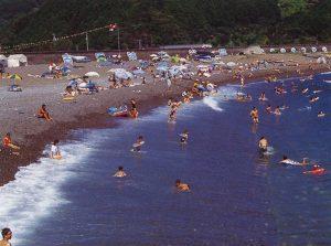 古里海岸海水浴場