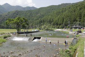 大里自然プール