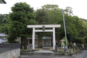 Udono-jinja Shrine
