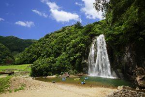 Kiho Town Hisetsu Falls Camp Site