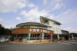 "Roadside Station ""Kihocho Sea Turtle Park"""