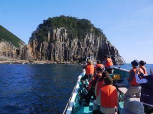 楯ヶ崎海上遊覧