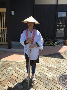古道巡礼衣装レンタル