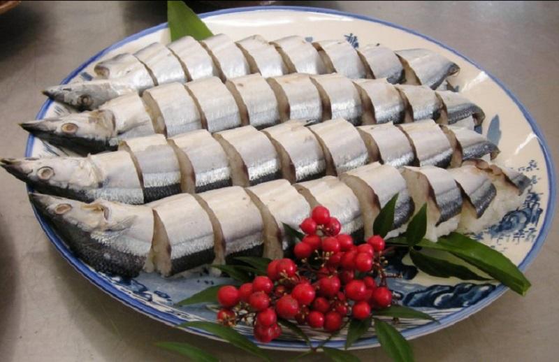 秋刀鱼寿司制作体验