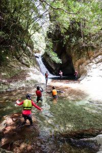 二の滝&渓流トレッキング