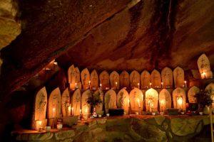 祈りの場 岩屋堂探訪